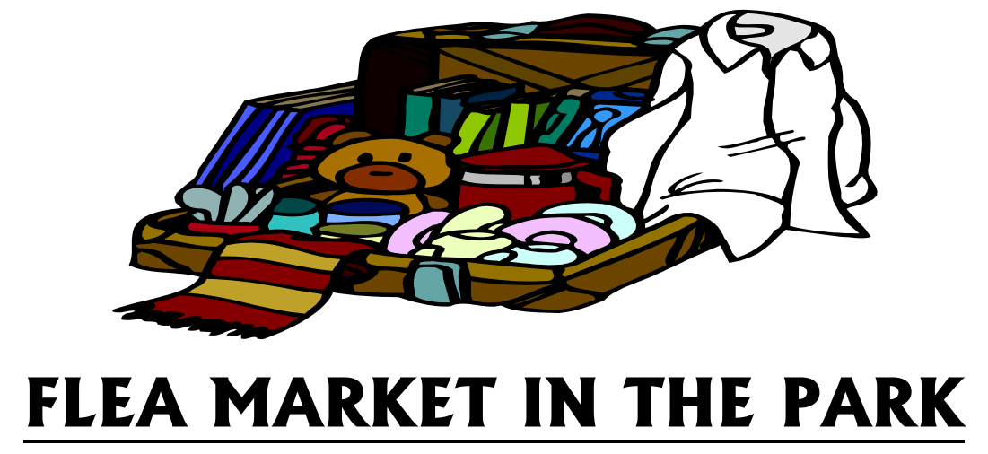 Spring 2016 Flea Market in the Park
